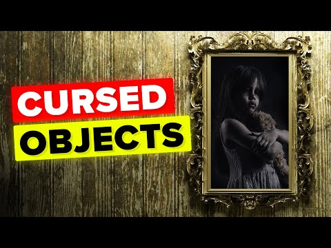 Real Creepy Cursed Objects