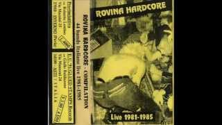 ROVINA HARDCORE - Live 1981_1985