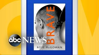 Rose McGowan discusses her deeply personal book 'Brave'