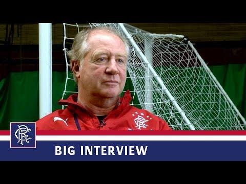 TRAILER   Jimmy Nicholl   Big Interview