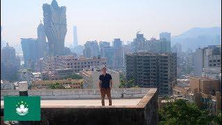 Gambar cover Von Hongkong nach Macau. Auf geht's in das Las Vegas Asiens.