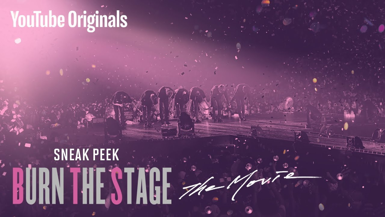 Sneak Peek | Burn the Stage: the Movie | #BurnTheStageTheMovie