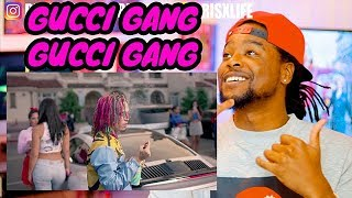 "Lil Pump -  ""Gucci Gang"" Official Music Video 