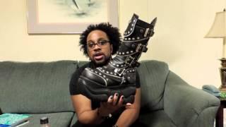 #432 - Demonia Boxer 203 Review | Goth Platform Boots