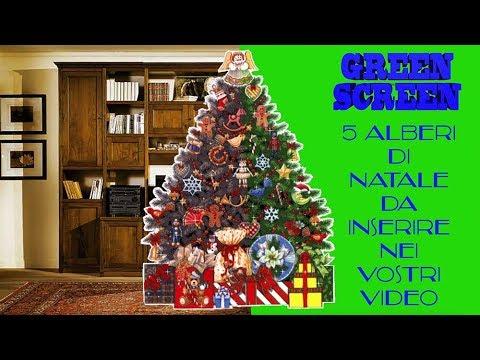 Youtube Sfondi Natalizi.Contributi Video Gratuiti Green Screen N 1 2017 Natale Youtube