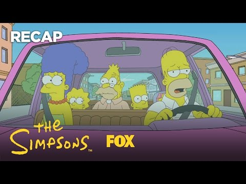 The 500th Episode! | Season 28 | THE SIMPSONS