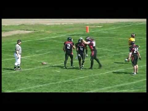 Lance Burns Highlights 2009