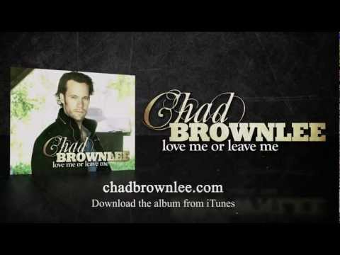 Chad Brownlee - New album available now on iTunes