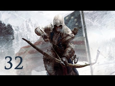 Let's Play Assassin's Creed 3 German - JOHN PITCAIRN - Part 32