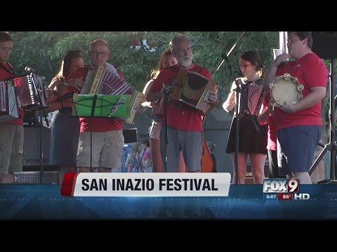 San Inazio festival