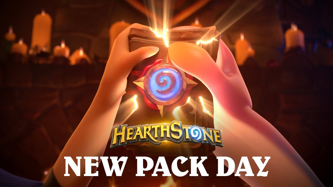 New Pack Day on June 13! - Hearthstone