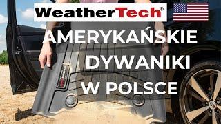 MAX-DYWANIK | Oficjalny dystrybutor marki WeatherTech | Dywaniki samochodowe FloorLiner | dopasowane