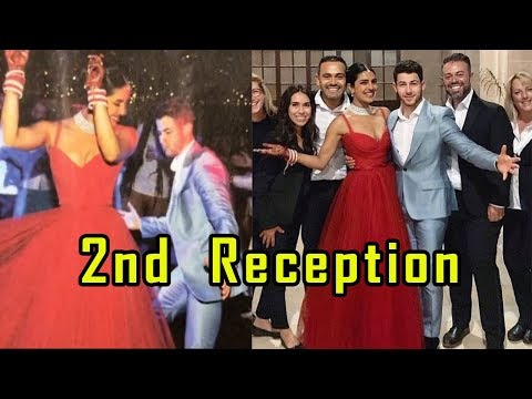 Priyanka Chopra and Nick Jonas crazy dance at their second wedding reception Mp3