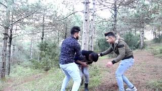 تحدي ضرب على المعدة ضربوني محمد وعبد || Mohammed and rami ||