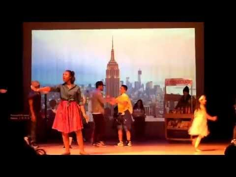 Dance show (6/10/16) @ Lexington School for the Deaf - the streets