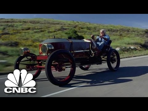 Jay Chugs Along In The Oldest Car He Owns Jay Leno S Garage Cnbc Prime