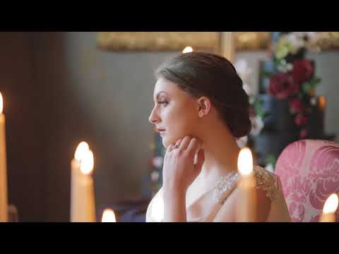 Winter Bridal Shoot - Behind The Scenes  - Emma Barrow