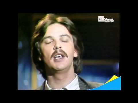 ♫ Alan Sorrenti ♪ Tu Sei L'Unica Donna Per Me (1979) ♫ Video & Audio Restaurati HD
