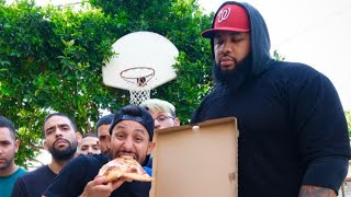 $1000 PIZZA EATING CONTEST (AND WE'RE BOXING EACH OTHER??)