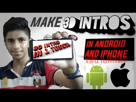 how to make awesome 3d intros ( hindi)|renderforest tutorial| by technom gaming
