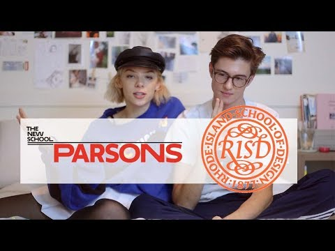 PARSONS VS. RISD | Ella Snyder
