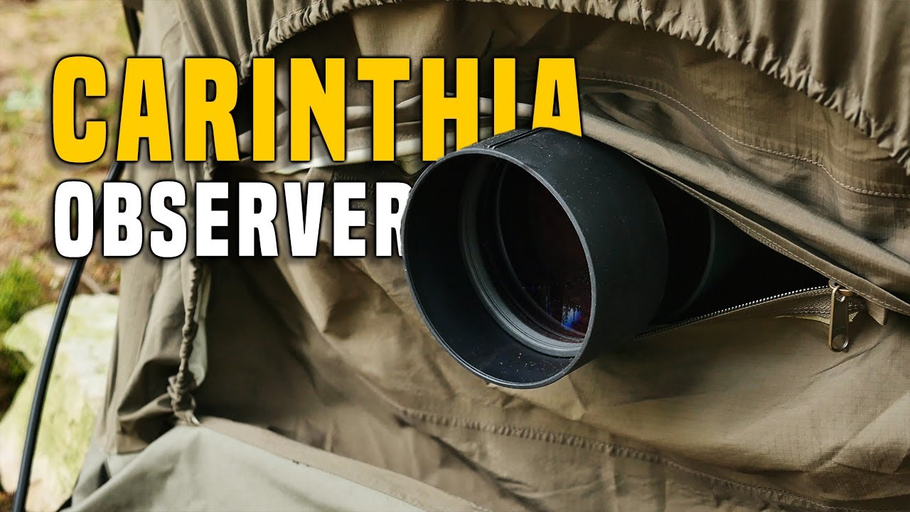 Carinthia Observer Plus Bivy Bag 2019 Biwak