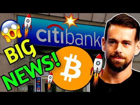 Citibank Says Bitcoin At Tipping Point & Twitter To Buy $1.25 Billion in BTC?