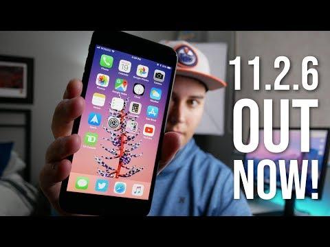 iOS 11.2.6 Released! Update Now!