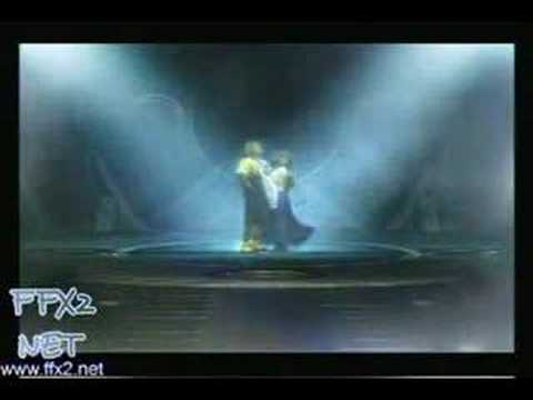 Cascada Miracle Final Fantasy X
