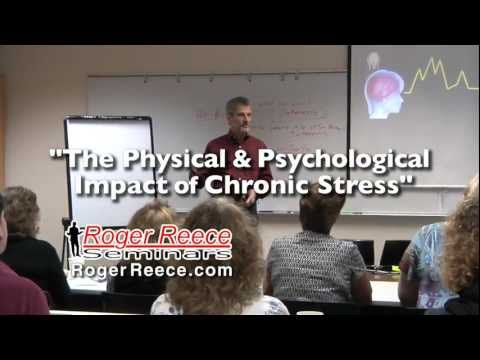 The Physical & Psychological Impact of Chronic Stress