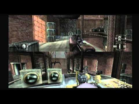 Timesplitters: Future Perfect (PS2) - Co-op Campaign