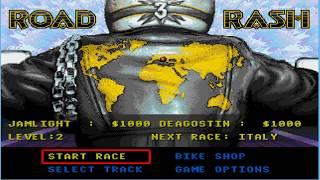 Road Rash 3  Season 3 JAMLIGHT vs Deagostin 2-3