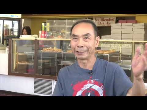 Reece - Community Buys Doughnuts So Shop Owner Can See Sick Wife