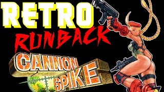 Cannon Spike Dreamcast Review | Retro Runback