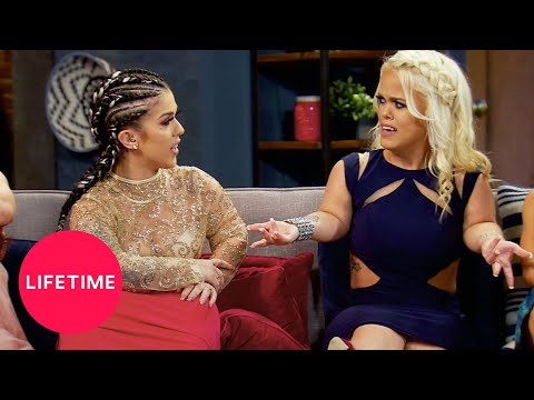 Little Women: Dallas - Emily and Tiffani Throw Down (Season 2 Reunion) | Lifetime
