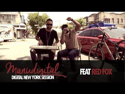 MANUDIGITAL & RED FOX - DIGITAL NEW YORK SESSION (Official Video)