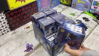 Распаковка Фантастические твари 2 от Funko. Unpacking Mystery minis Fantastic Beasts 2 Funko