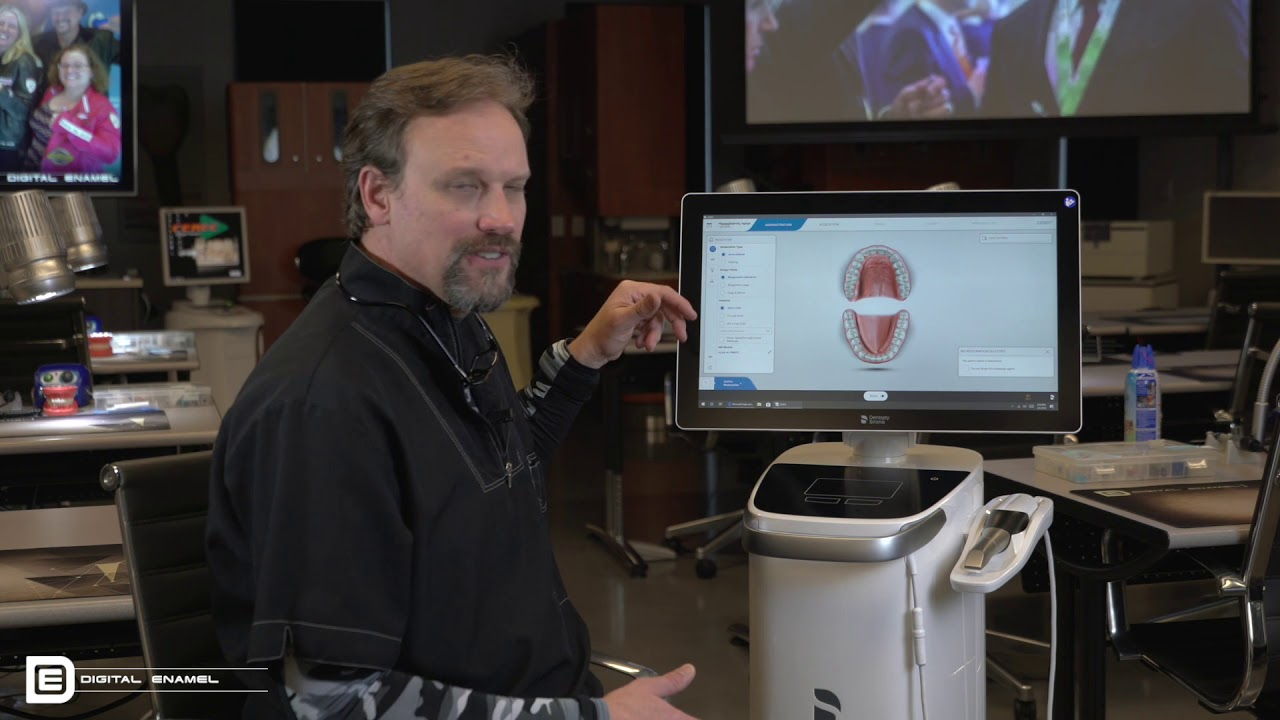 Prime Scan and CEREC 5 0 Working Together