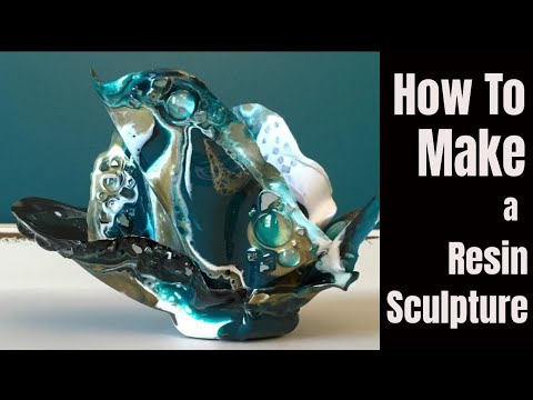30. How to Make a Resin Sculpture