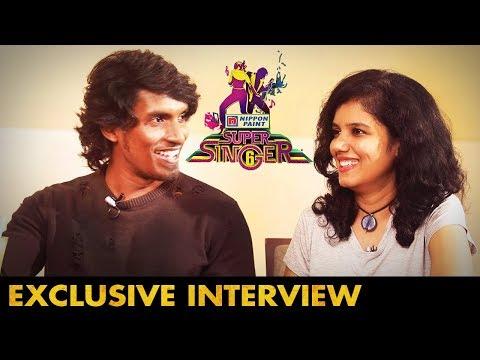 ரெண்டு பேருக்கும் OneONOne வரும்போது செம அடி வாங்குவேன் | Super Singer Sakthi Amaran Mathu Interview