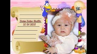 Videoclip Botez Raisa Emilia 21 04 2018