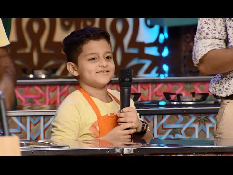 Dhe Chef | Ep 47 - Cooking with kutti chefs | Mazhavil Manorama