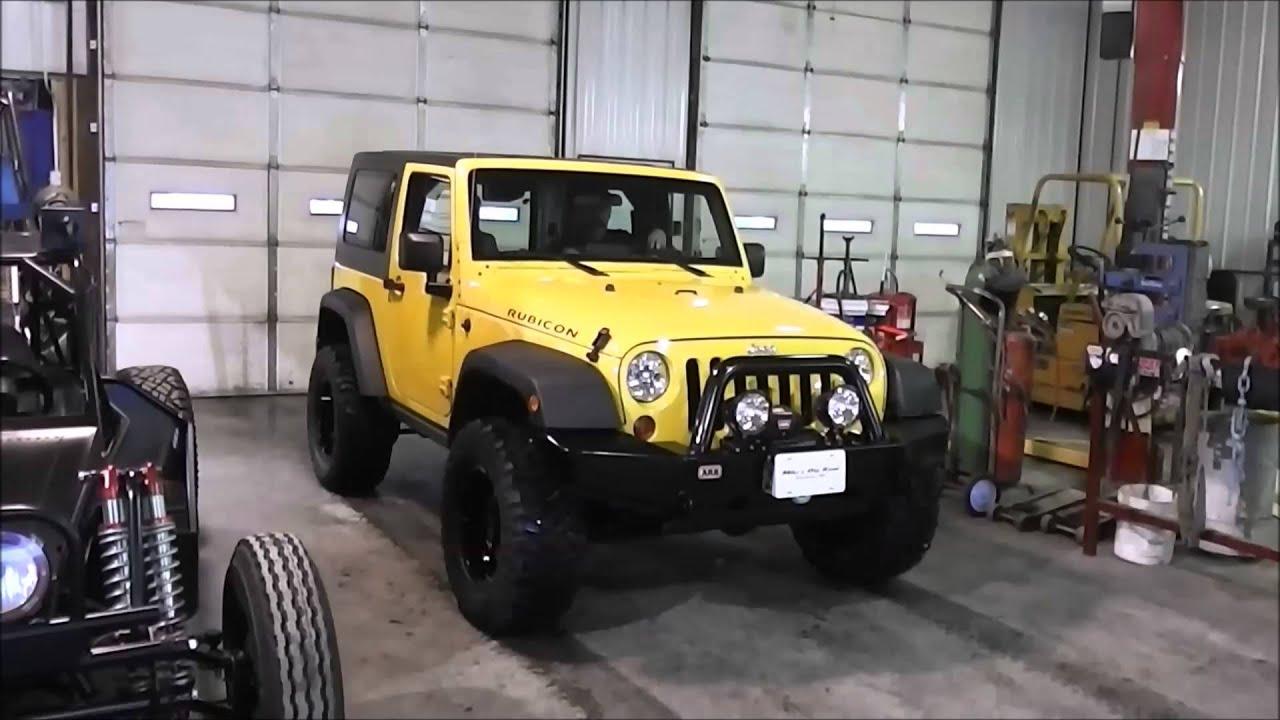 500 Horsepower Jeep Hemi Conversion   YouTube