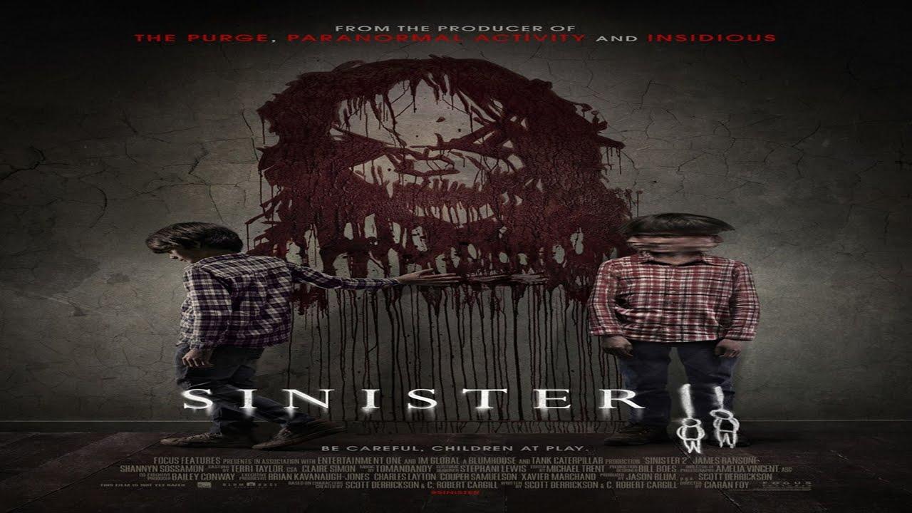 """Primer trailer y poster de """"Sinister II"""" - YouTube"""