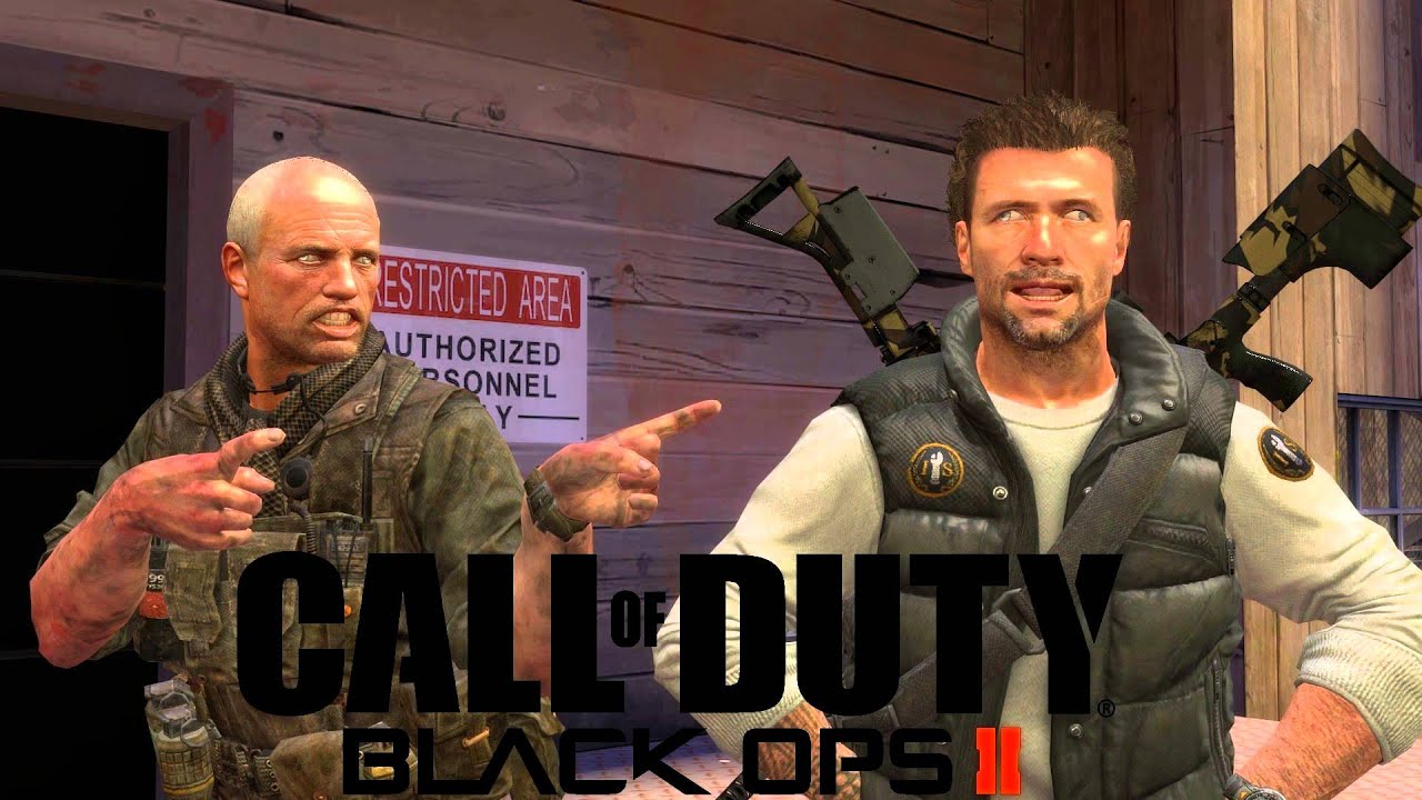 Call of Duty: Black Ops 3 Campaign Features the Voices of ...