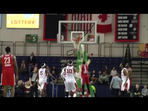 RJ Hunter (40 points) Highlights vs. Maine Red Claws
