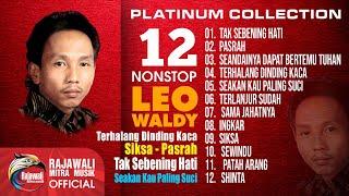 Download Leo Waldy - 12 Top Hit's Platinum Collection Dangdut Nostalgia (Original Audio) Full Album