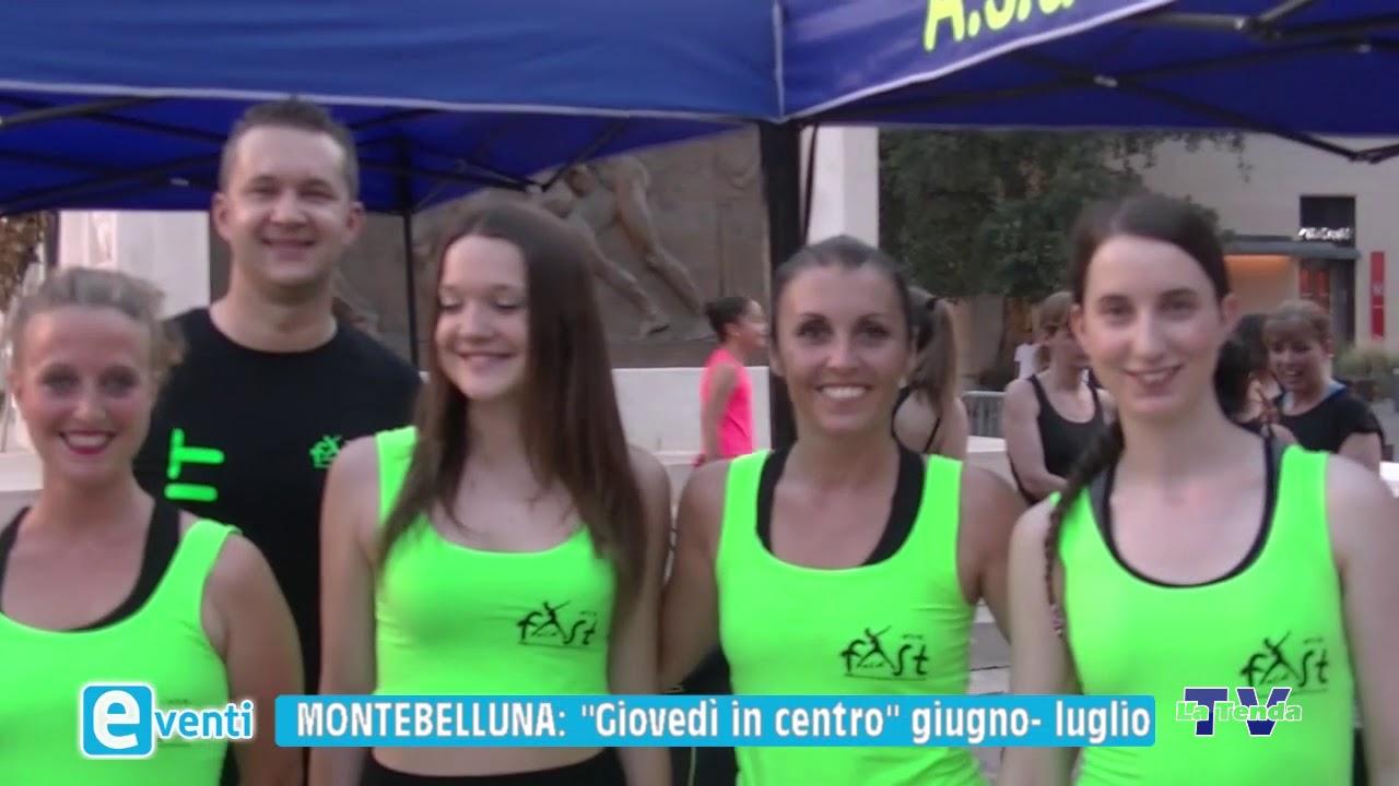 EVENTI - Montebelluna: Giovedì in centro