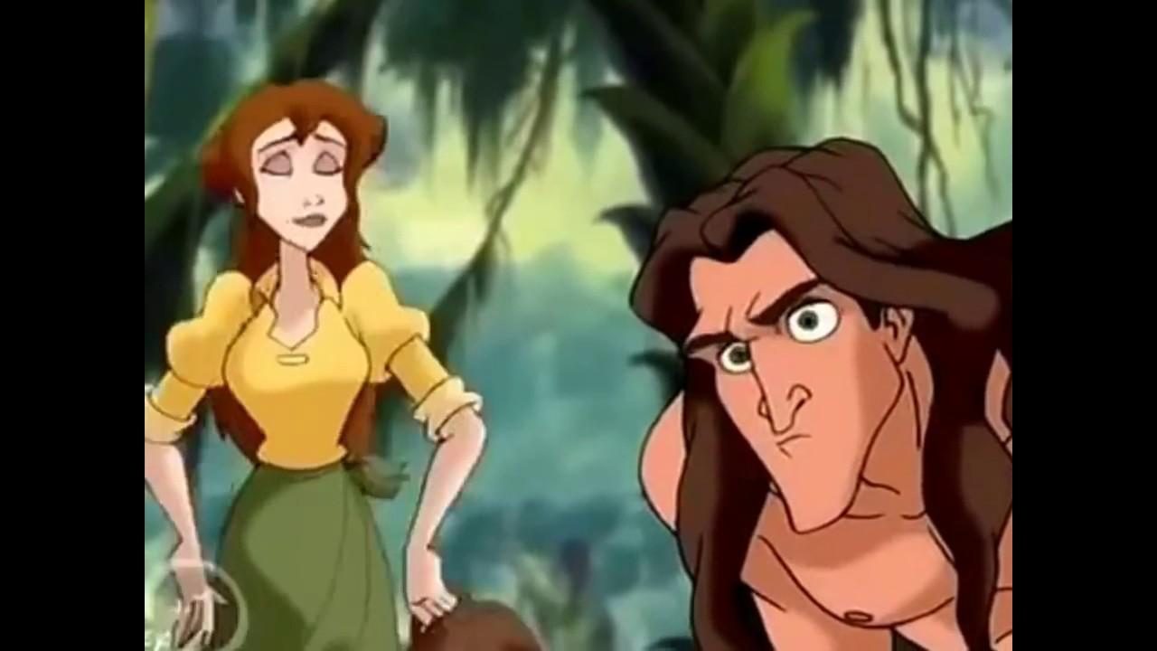 Á´´á´° Tarzan Jane Full Movie Disney English Episodes Cartoons Season 01 Part 05 Youtube