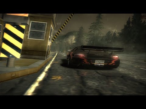 Need For Speed Most Wanted (2005): Walkthrough #60 - Skyview & Waterfront (Tollbooth)
